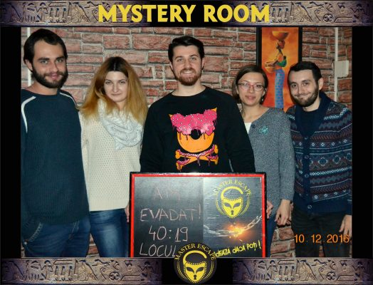 escape room iasi | Master Escape > #3 Team Building > Mystery Room Iasi