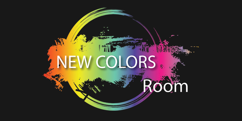 New Colors ROOM Escape